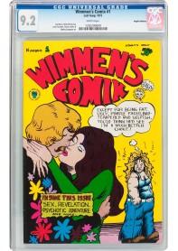 Wimmen's Comix 1