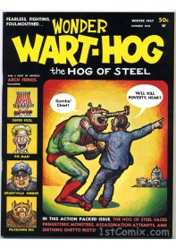 Wonder Wart-Hog #1
