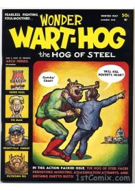 Wonder Wart-Hog #1