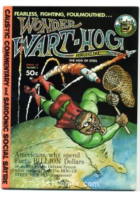 Wonder Wart-Hog #2
