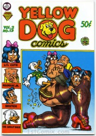 Yellow Dog Comics 13-14