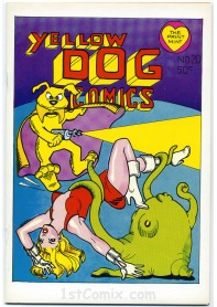 Yellow Dog Comics 20