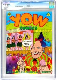 YOW Comics #1