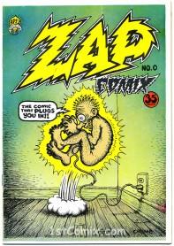 Zap Comix #0