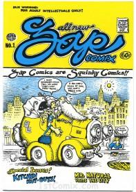 Zap Comix #1 - 5th