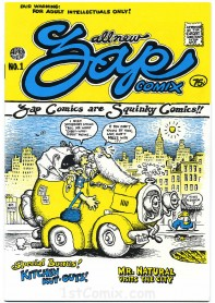 Zap Comix #1 - 6th