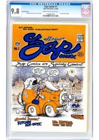 Zap Comix #1 - 2nd