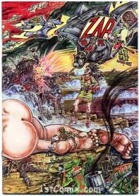 Zap Comix #14