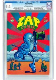 Zap Comix #4 -2nd