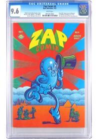 Zap Comix #4 - 2nd