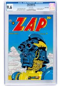 Zap Comix #7