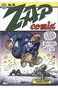 Zap Comix #16