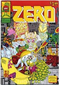 Zero Comics #4
